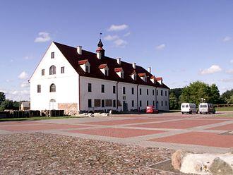 Kražiai - Image: Kraziaikolegija