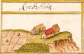 Krebsstein, Gutenberg, Lenningen, Andreas Kieser.png