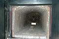 Krematorium Strašnice - vnitřek spalovací pece.JPG