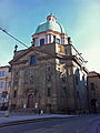 Kreuzherrenkirche in Prague frontal view.jpg