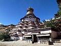 Kumbum Chorten Pelkor Chode Monastery Gyantse Tibet China 西藏 江孜 白居寺 佛塔 - panoramio (2).jpg