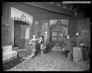 Kung Kristian II, Dramatiska teatern 1899. Föreställningsbild