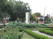 Kunhegyes szobor