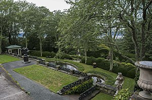 Kykuit - One of several gardens