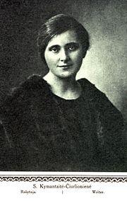 Sofija Kymantaitė Čiurlionienė