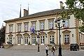 L'Hôtel de Ville sur la place Guillaume, Uewerstad, Lëtzebuerg, Luxembourg - panoramio.jpg