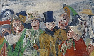 The Intrigue (Ensor)