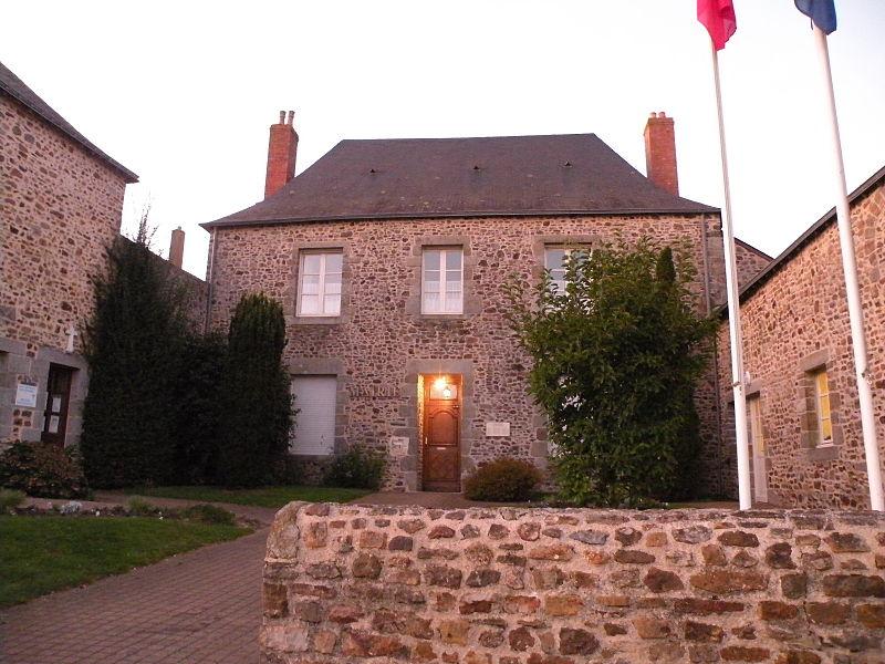 Town hall of La Baconnière.
