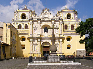 Iglesia de La Merced, Antigua Guatemala church in Antigua Guatemala