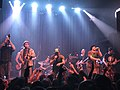 La Vela Puerca in concert 09.jpg