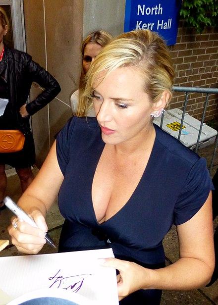 кейт уинслет порно с ней