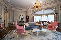 Lady Pellatt's Suite.