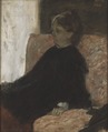 Lady in Black (Edgar Degas) - Nationalmuseum - 18763.tif