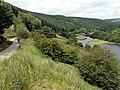 Ladybower Reservoir and Bridleway - geograph.org.uk - 473235.jpg