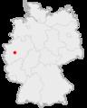 Lage der Stadt Wuppertal in Deutschland.png