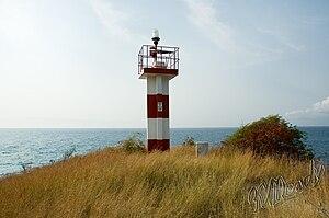 Lagoa Azul Lighthouse, São Tomé and Príncipe - 20070804