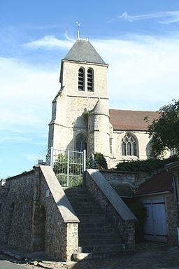Lainville-en-Vexin - Église01