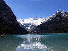 Image illustrative de l'article Lac Louise (Alberta)