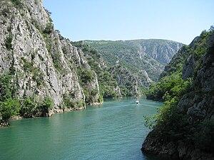 Treska - Lake Matka