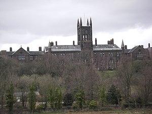 Lancaster Moor Hospital - Image: Lancaster Moor Hospial
