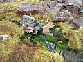Lancaster wreckage, Coire Mhic Fhearchair - geograph.org.uk - 72426.jpg
