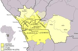 Kongo language Bantu language spoken in Angola and Kongo