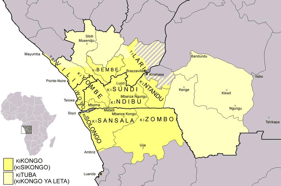 LanguageMap-Kikongo-Kituba
