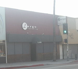 Largo (nightclub) - Largo nightclub exterior (previous location)