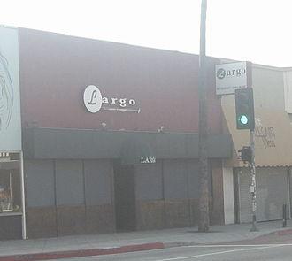 Largo (nightclub) - Largo nightclub exterior (previous location)