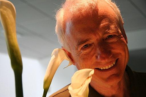 Larry Tesler Smiles at Whisper