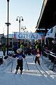 Lasten hiihtokilpailu Rauman kauppatorilla.jpg