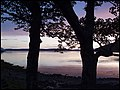 Late evening over Applecross Bay. - panoramio.jpg