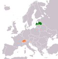 Latvia Switzerland Locator.png