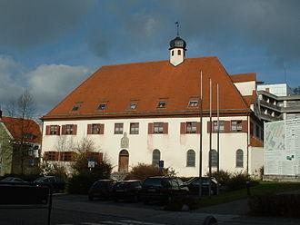 Laupheim - Former Hospital of the Holy Spirit