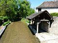 Laurence Auriac village amont.JPG