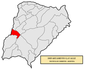 Image illustrative de l'article Département de Lavalle (Corrientes)