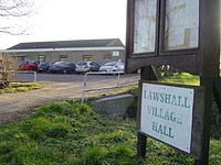Lawshall Village Hall