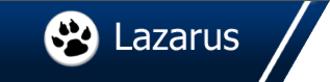 Lazarus (IDE) - Image: Laz banner