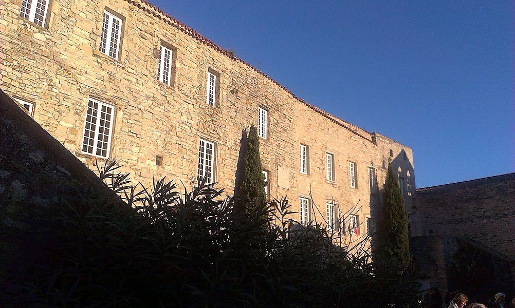 Le Castellet - château (Var)