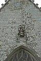 Le Faouët (Morbihan) Chapelle Saint-Fiacre Relief 692.jpg
