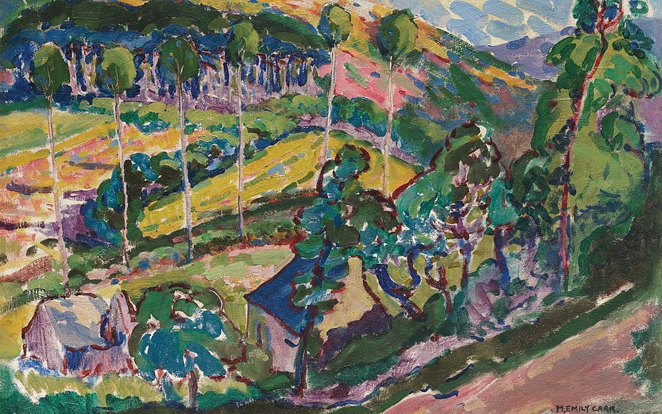 emily carr - image 4