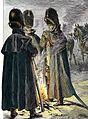 Le bivouac des gendarmes d'élite à Olmütz, 1809.jpg