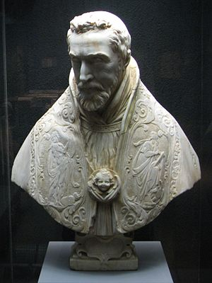 François de Sourdis - Bust of François de Sourdis by Gianlorenzo Bernini around 1620