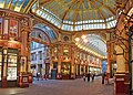 Leadenhall Market-Gallerie zu London am Februar 2006.jpg