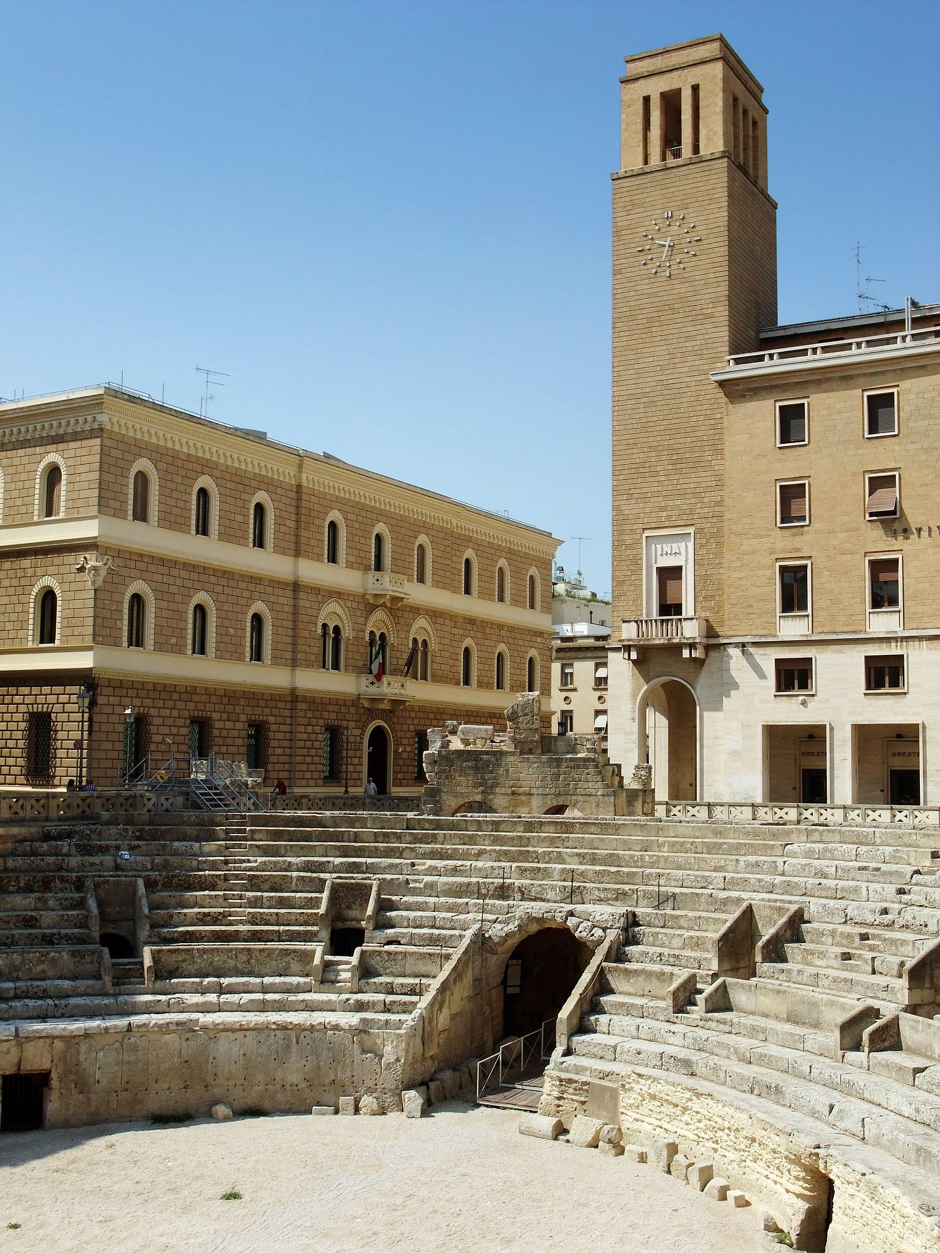 piazza santoronzo lecce storia damore - photo#9