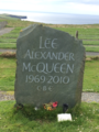 Lee Alexander McQueen Headstone.png