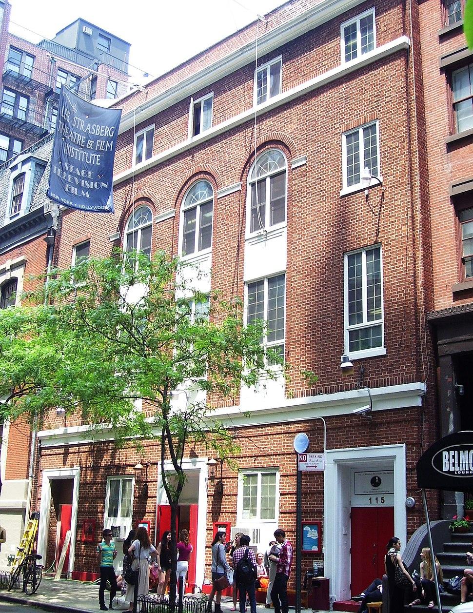 Lee Strasberg Institute 115 East 15th Street