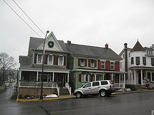 Lehighton, Pennsylvania - Houses in Lehighton