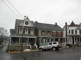 Lehighton, Pennsylvania - Houses in Lehighton