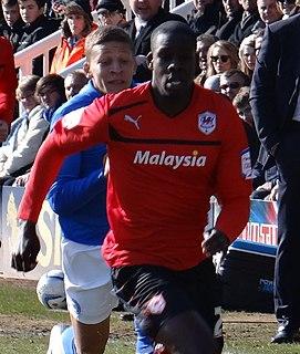 Leon Barnett British footballer